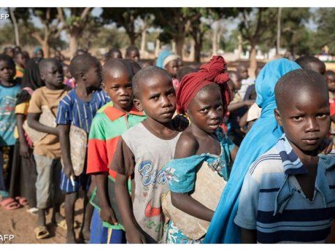 """""""Nhà cho Chúa"""" dành cho trẻ em mồ côi ở Nigieria"""