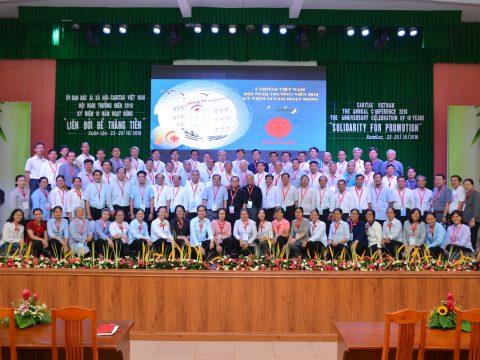 Caritas Việt Nam : Hội nghị thường niên Caritas Việt Nam 2018 và kỉ niệm 10 năm hoạt động