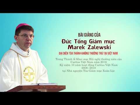 Caritas Việt Nam: Muối cho đời – Ánh sáng cho trần gian