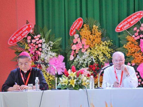 Hội Nghị Caritas Việt Nam 2018 Kỷ niệm 10 Năm Tái Hoạt Động: Ngày thứ Ba – Bế Mạc Hội Nghị