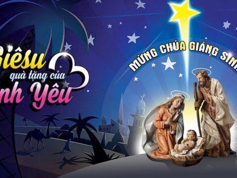 Caritas Thanh Hóa Gửi Lời Tri Ân – Chúc Mừng Giáng Sinh và Năm Mới 2019 Tới Quý Cha, Quý Nam Nữ Tu Sĩ, Quý CTV, Quý Tổ Chức Bác Ái Từ Thiện và Quý Ân Nhân