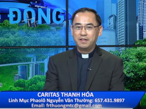 Talk show (phần 2) trên đài Viet TV tại thành phố Houston, tiểu bang Texas với Hội Bác Ái Ilazaro. Mọi đóng góp xin liên hệ qua số điện thoại: 657-431-9897