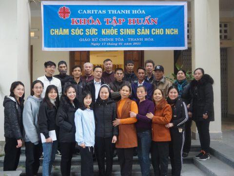 Cảm nhận sau khi tham dự khóa tập huấn về HIV-AIDS của Caritas GP Thanh Hóa